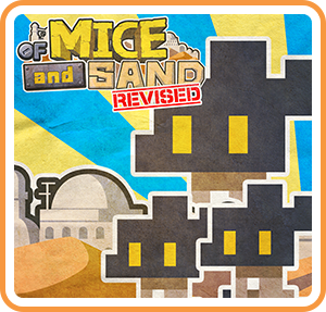 Boxart for OF MICE AND SAND -REVISED-