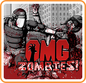 Boxart for OMG Zombies!