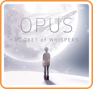 Boxart for OPUS: Rocket of Whispers