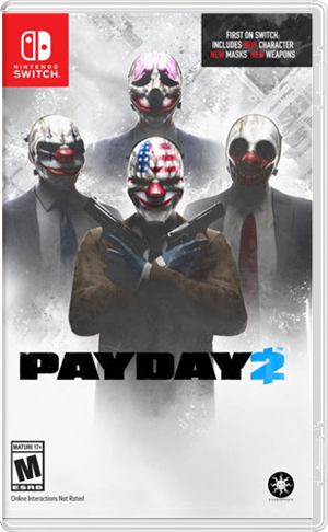 Boxart for PAYDAY 2
