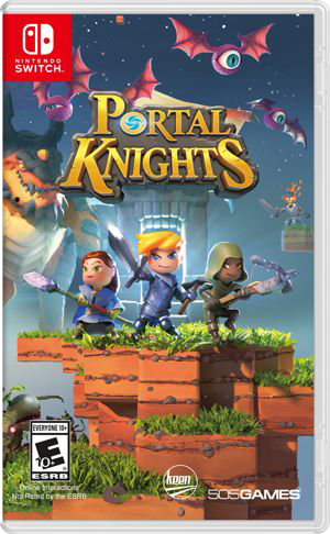 Boxart for Portal Knights