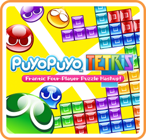 Boxart for Puyo Puyo Tetris
