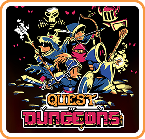 Boxart for Quest of Dungeons