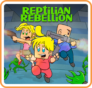 Boxart for Reptilian Rebellion