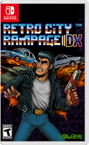 Boxart for Retro City Rampage DX
