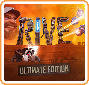 Boxart for RIVE: Ultimate Edition
