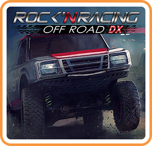 Boxart for Rock 'N Racing Off Road DX
