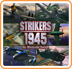 Boxart for STRIKERS1945 for Nintendo Switch
