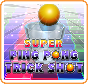 Boxart for Super Ping Pong Trick Shot