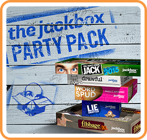 Boxart for The Jackbox Party Pack