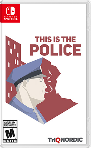 Boxart for This Is the Police