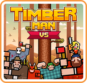 Boxart for Timberman VS