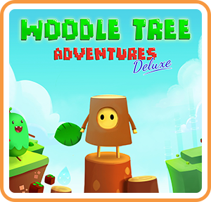 Boxart for Woodle Tree Adventures