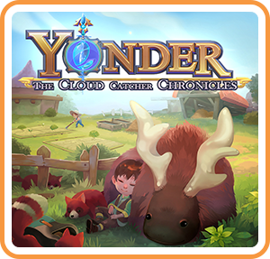 yonder the cloud catcher chronicles nintypricer