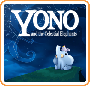 Boxart for Yono and the Celestial Elephants